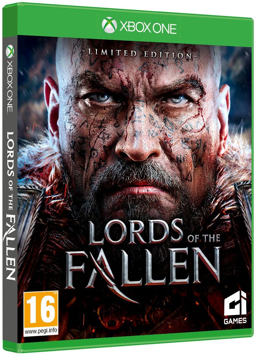 LORDS OF THE FALLEN Limited Edition - Xone