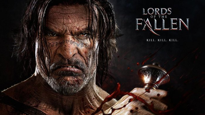 detail Lords of The Fallen Limited Edition - Xbox One