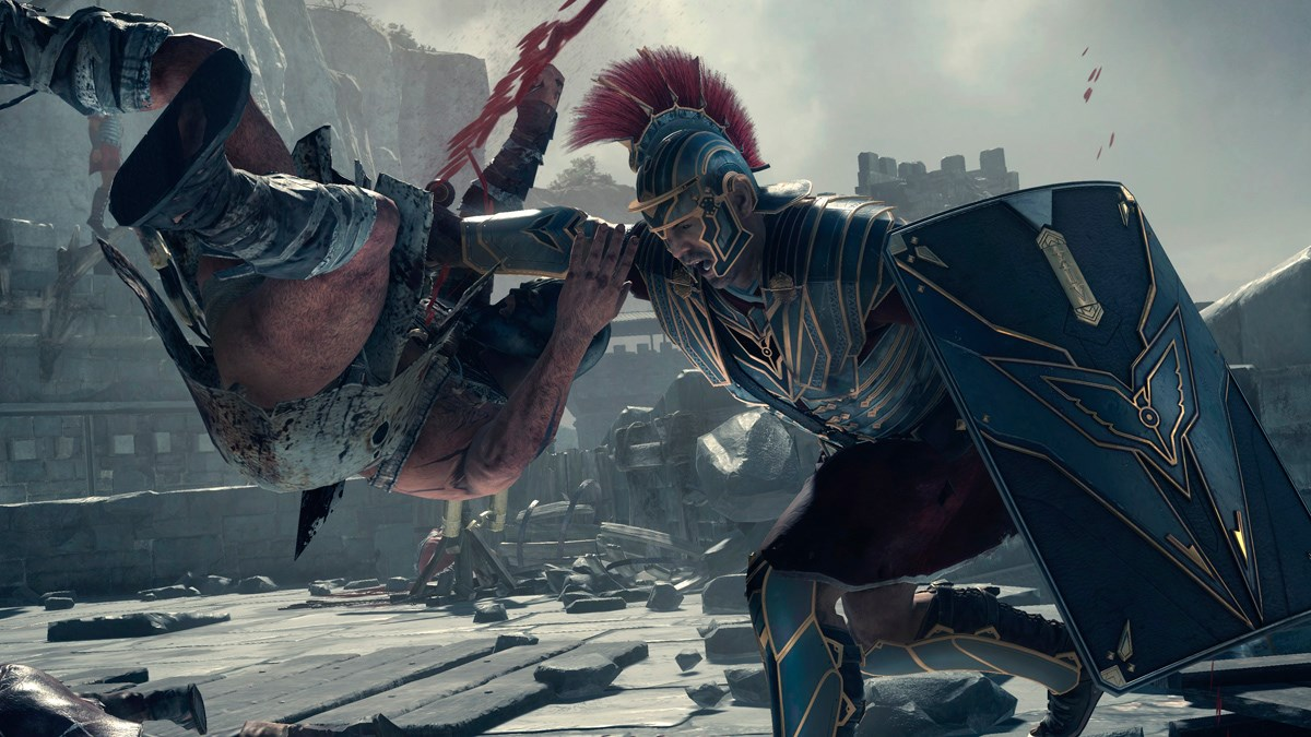 Ryse: Son of Rome Legendary Edition pro Xone