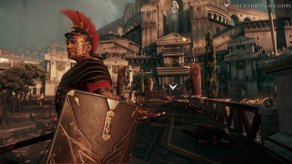 Ryse: Son of Rome Legendary Edition pro Xbox ONE