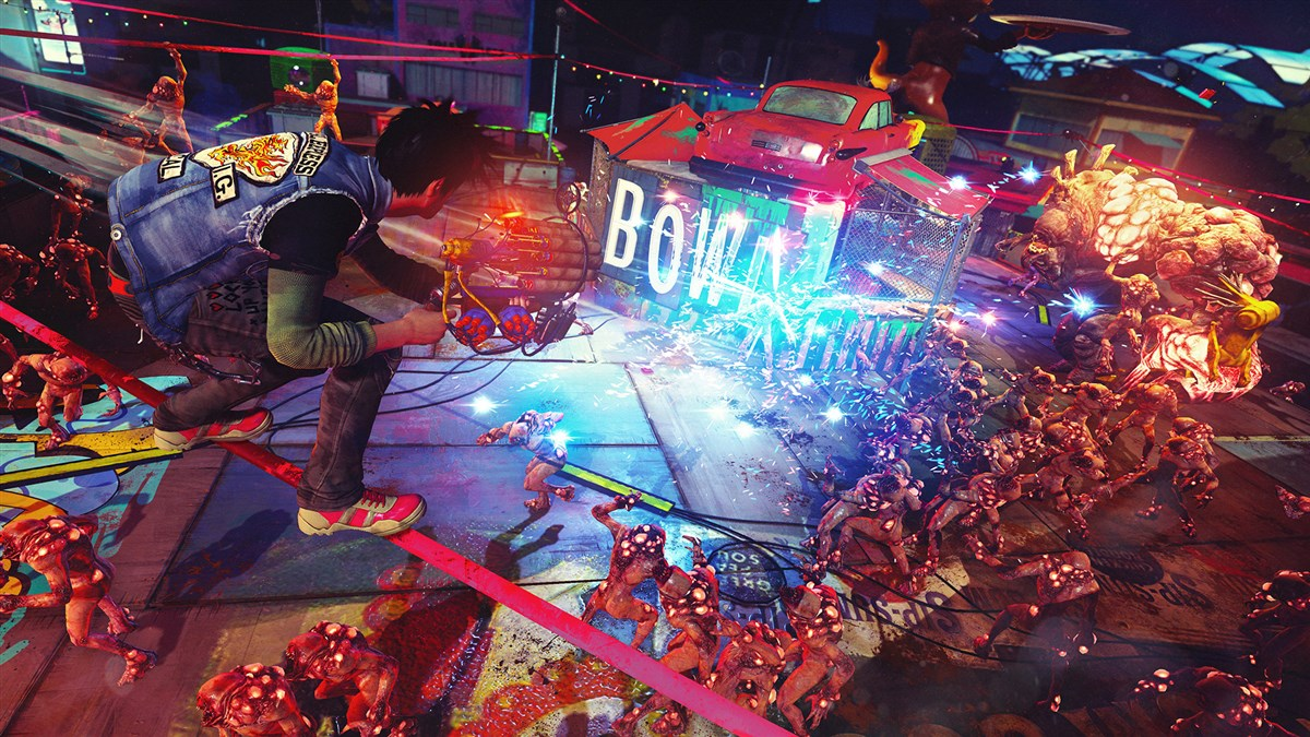 Sunset Overdrive pro Xbox ONE