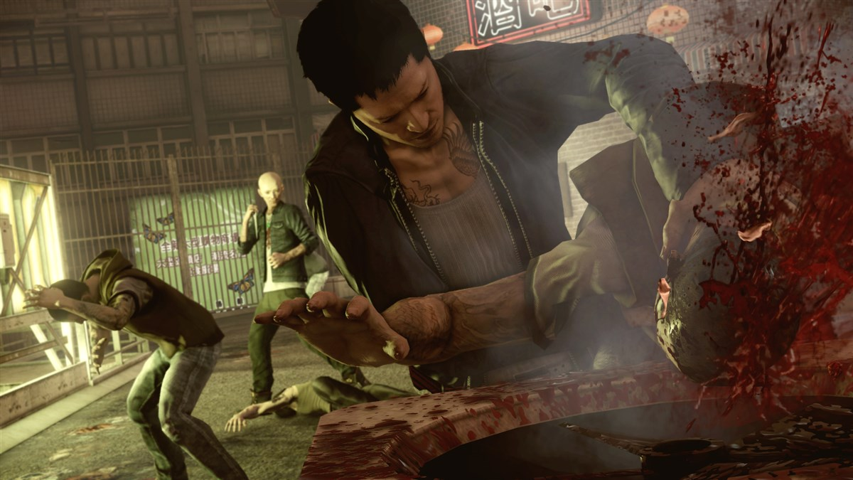Microsoft Xbox ONE - Sleeping Dogs - Definitive Edition