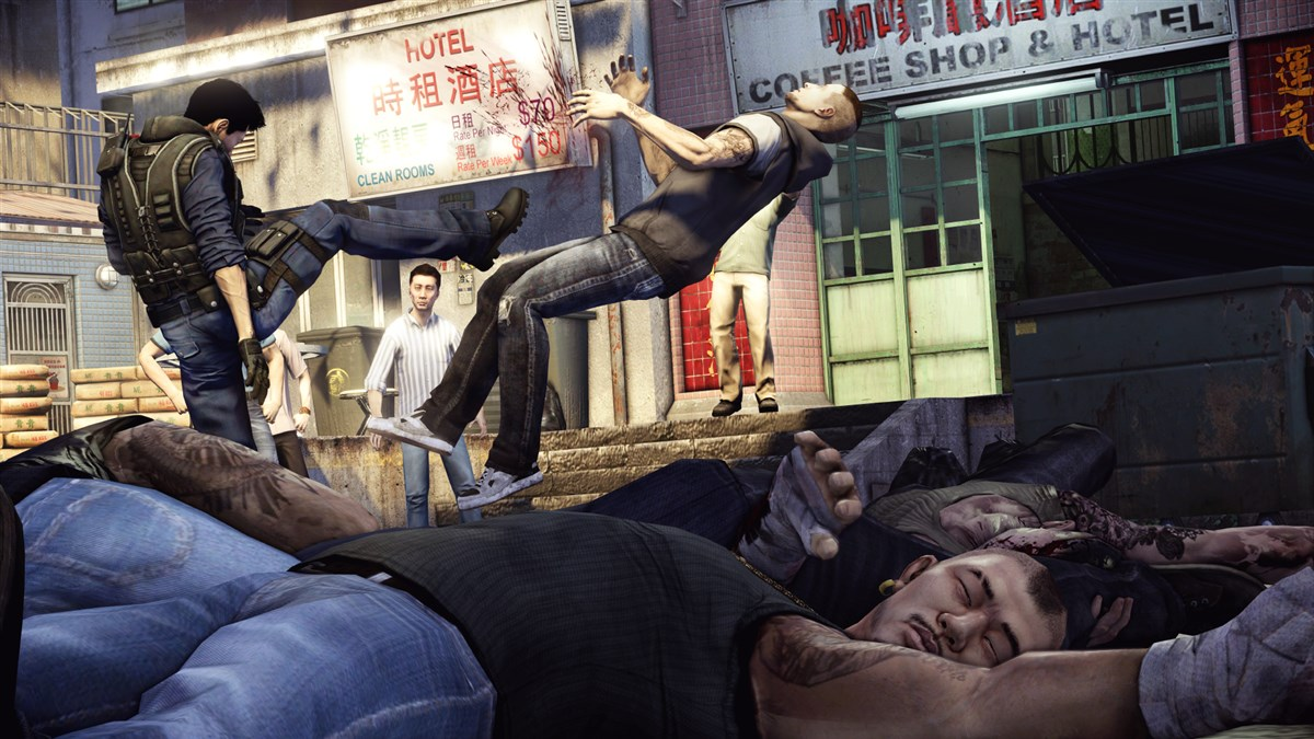 Sleeping Dogs - Definitive Edition pro Xone