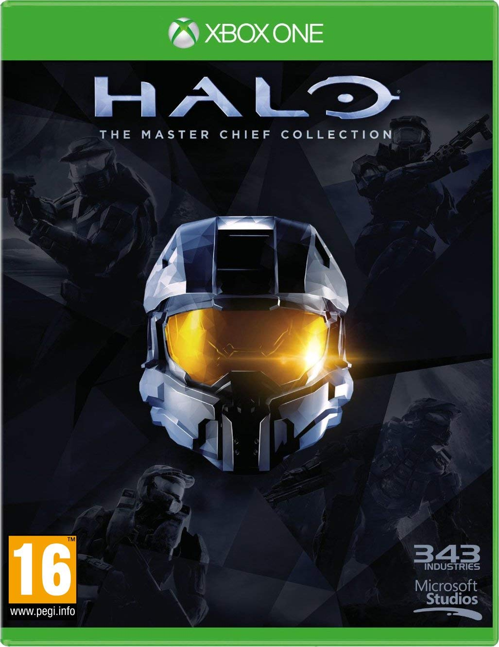 HALO: THE MASTER CHIEF COLLECTION - Xone