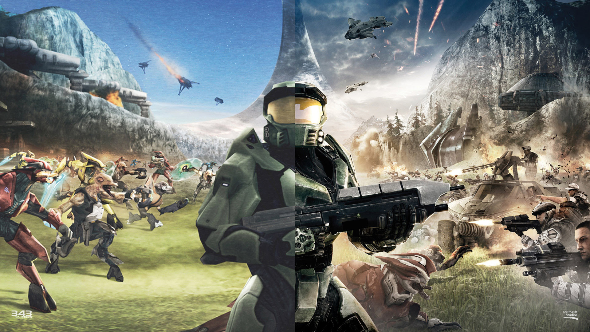 Halo: The Master Chief Collection pro Xone