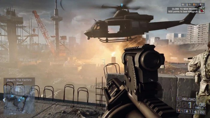 detail BATTLEFIELD 4 PREMIUM EDITION BUNDLE - Xone