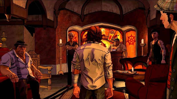 The Wolf Among Us pro Xone