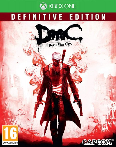 detail DmC: Definitive Edition - Xbox One