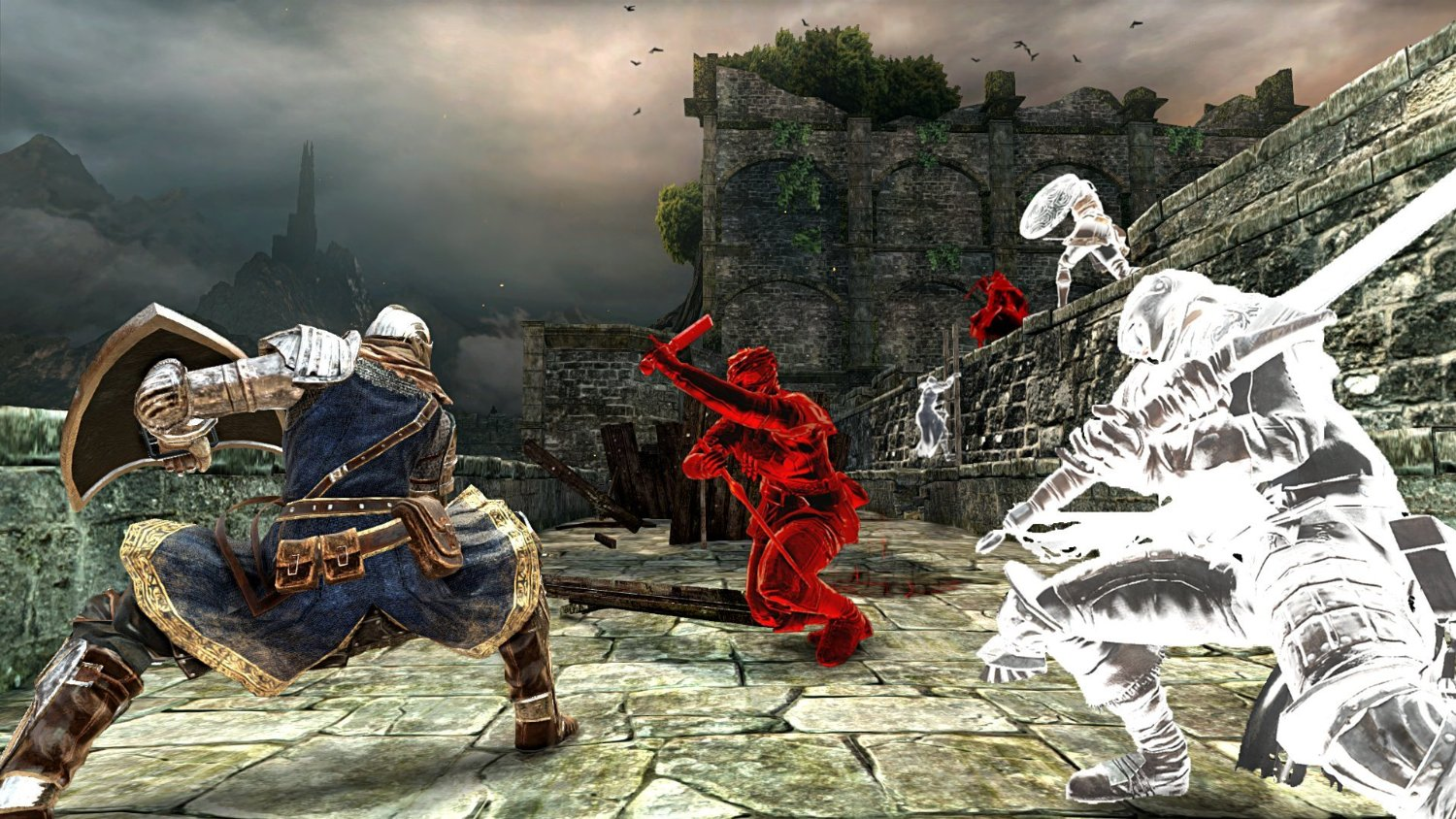 Dark Souls 2: Scholar of the First Sin (GOTY) pro Xbox ONE