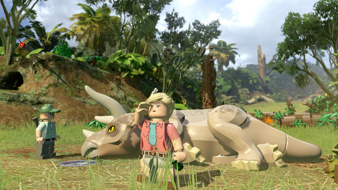 Microsoft Xbox ONE - Lego Jurassic World Game