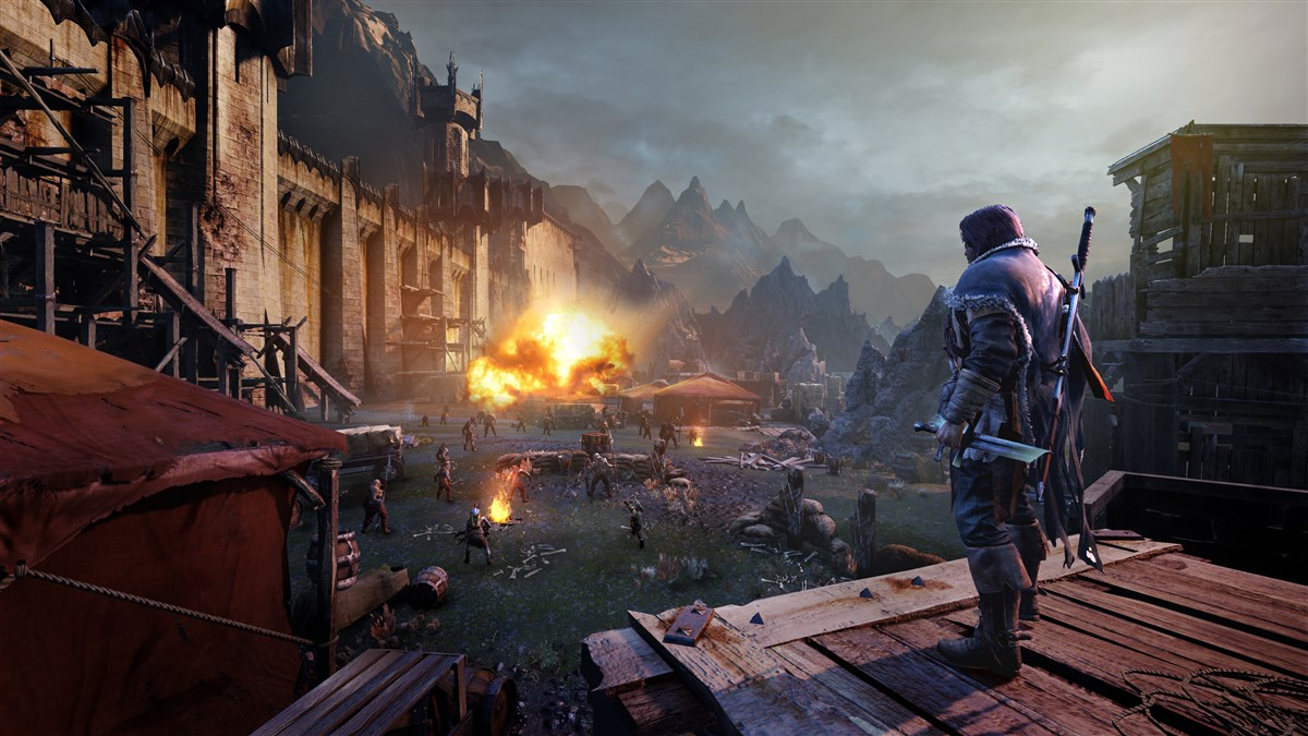 Microsoft Xbox ONE - Middle-Earth: Shadow of Mordor GOTY Edition