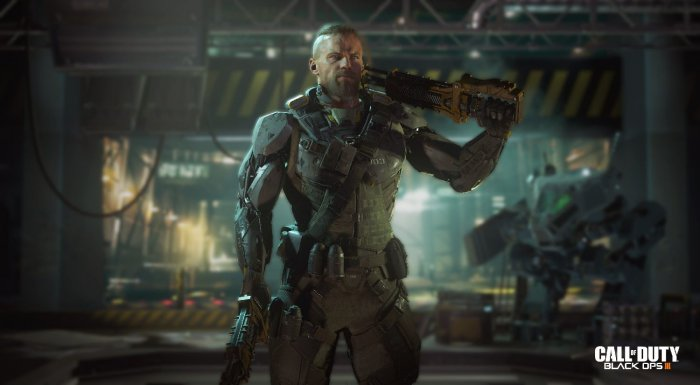 detail CALL OF DUTY: BLACK OPS 3 - Xbox One