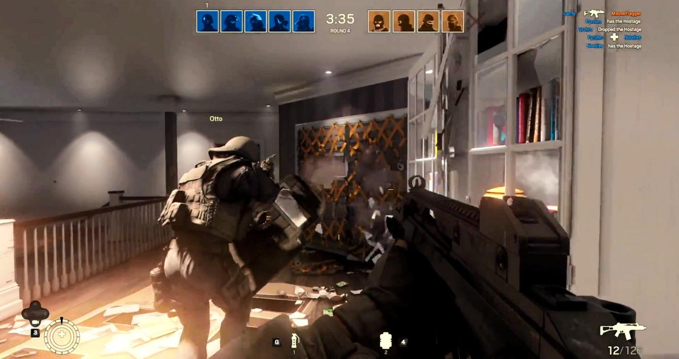 Tom Clancy's Rainbow Six: Siege pro Xone