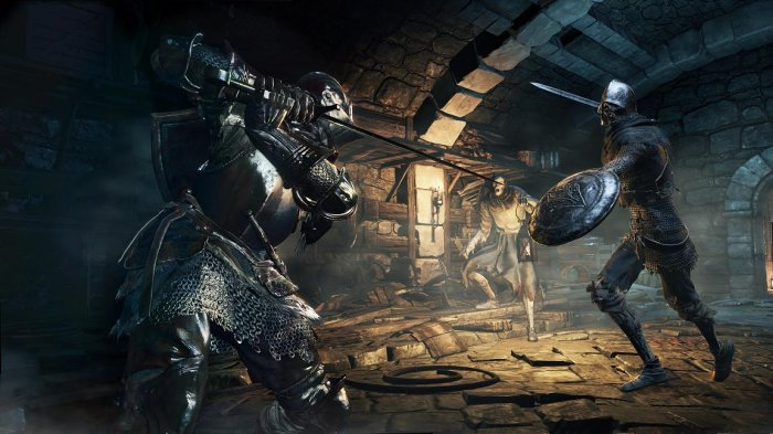 detail DARK SOULS III - Xbox One