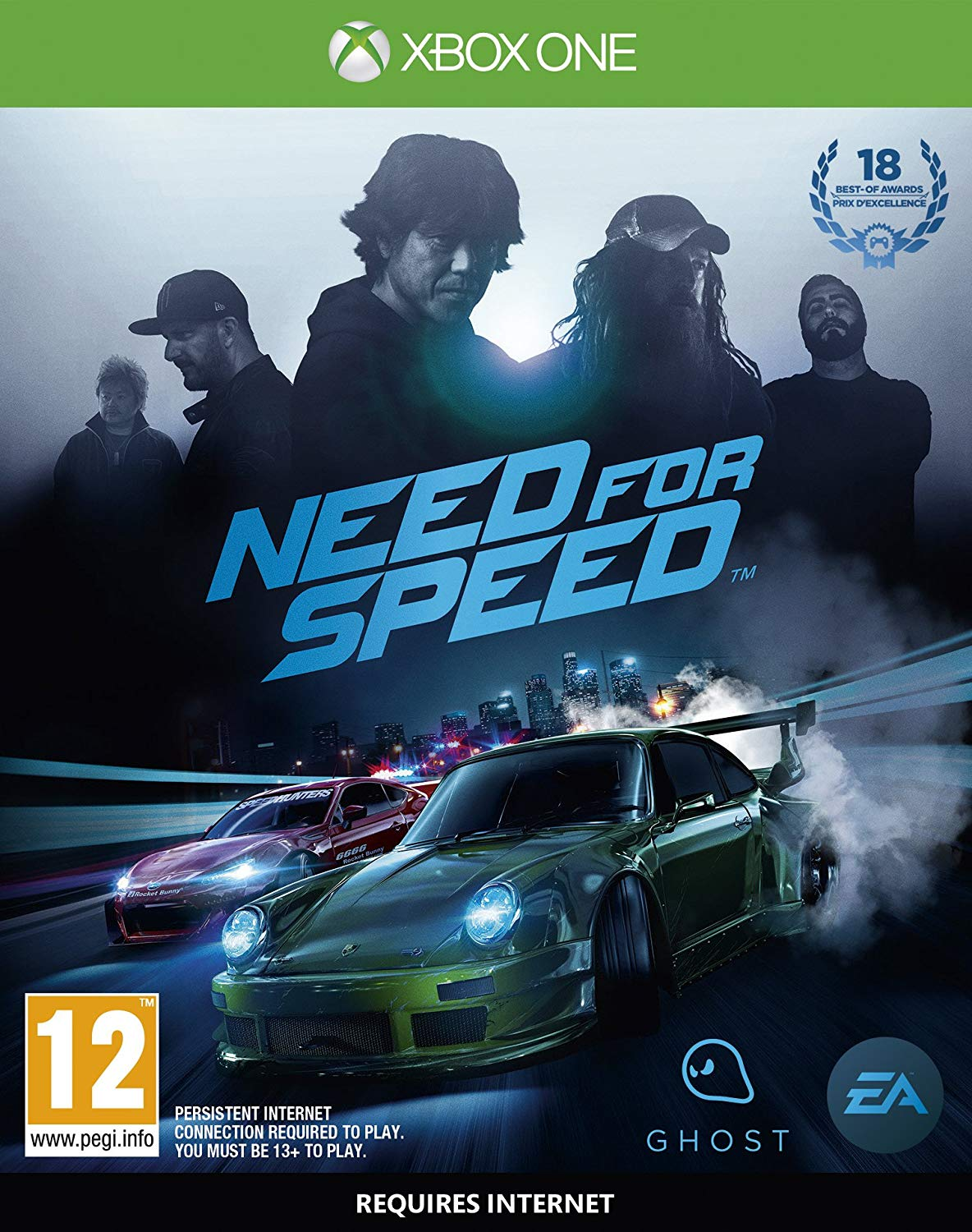 NEED FOR SPEED (2016) - Xone