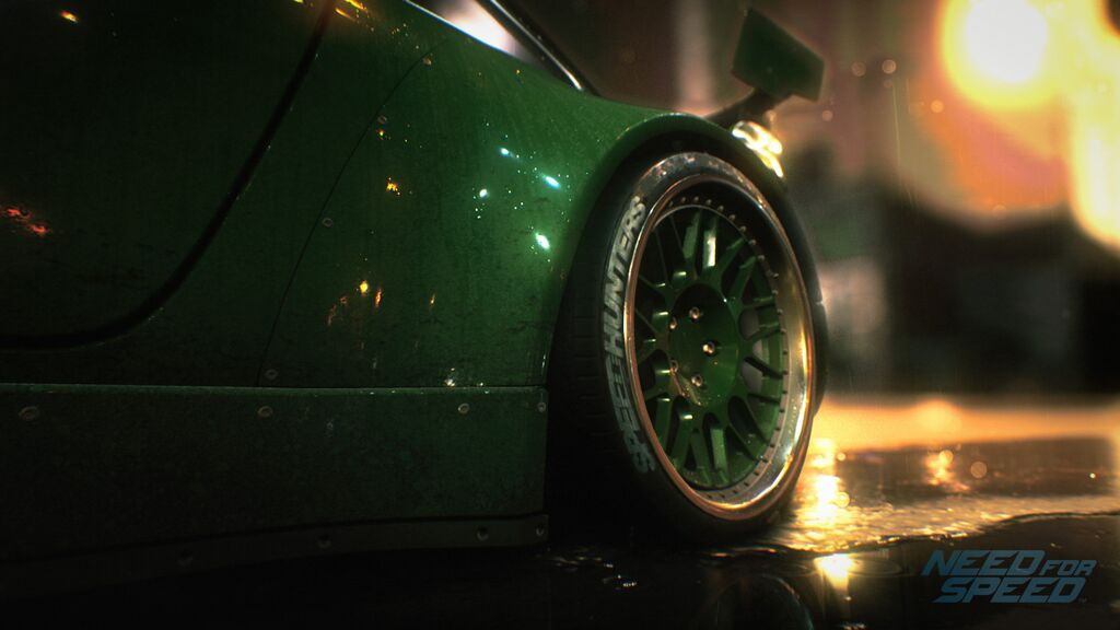 Need for Speed pro Xone