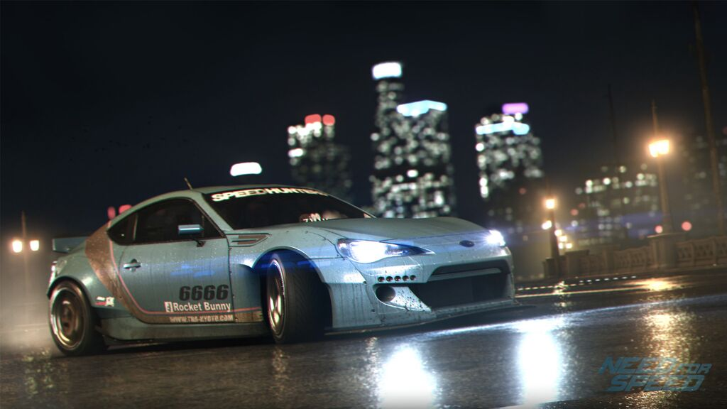 Microsoft Xbox ONE - Need for Speed