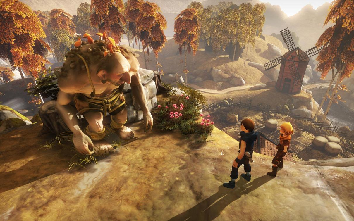 Microsoft Xbox ONE - Brothers - A Tale of Two Sons