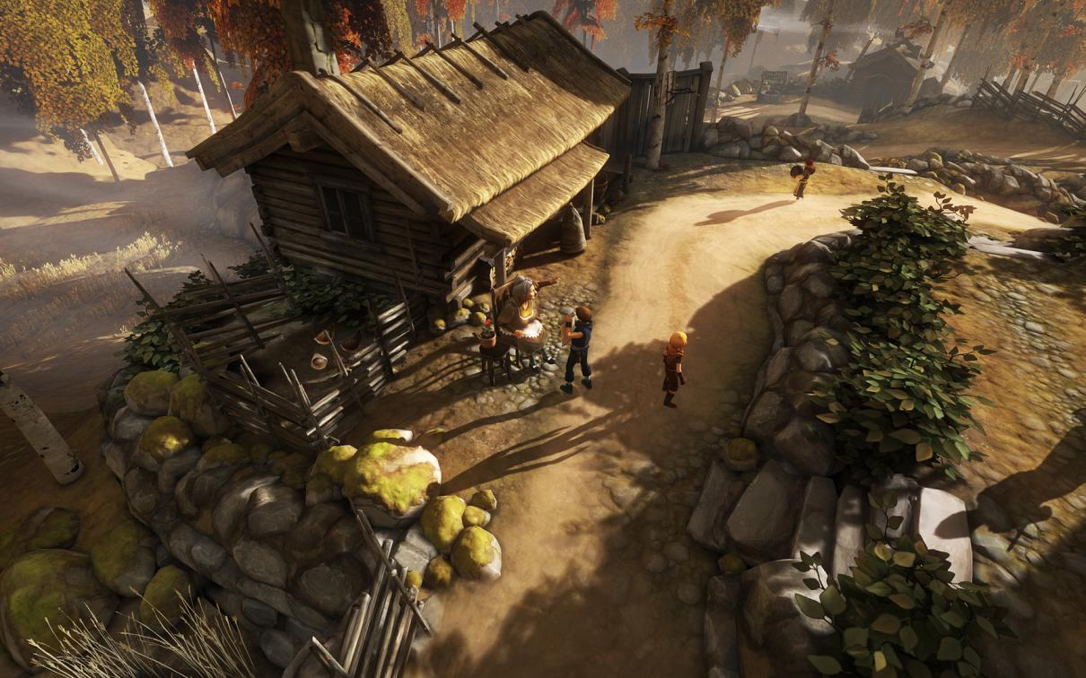 Brothers - A Tale of Two Sons pro Xone