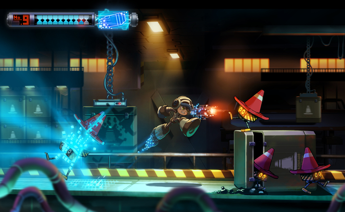 Microsoft Xbox ONE - Mighty No 9