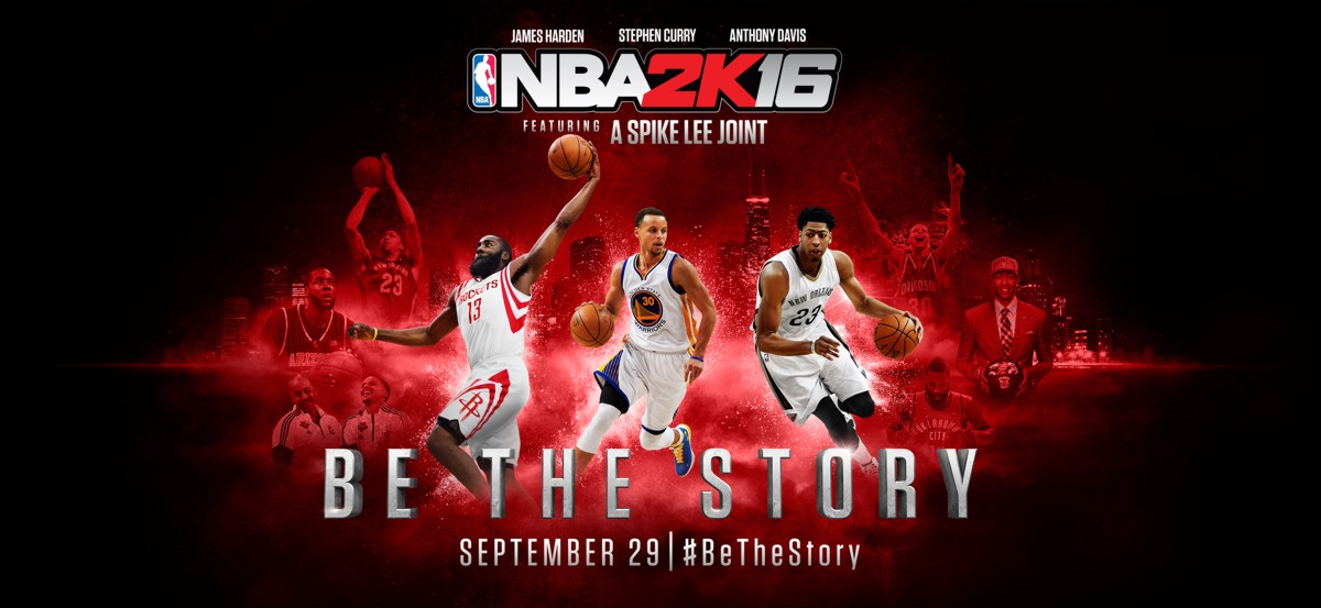 Microsoft Xbox ONE - NBA 2K16