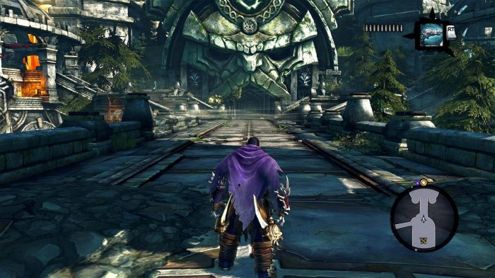 detail Darksiders 2 Deathinitive Edition - Xbox One
