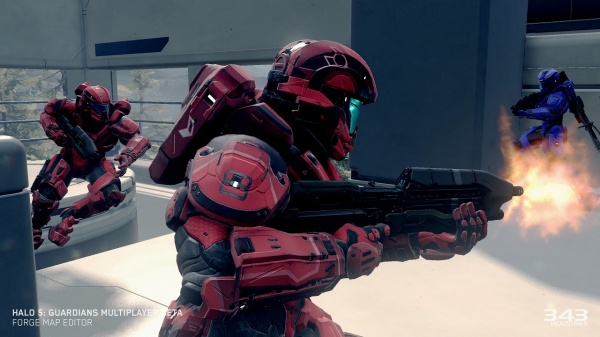 detail Halo 5: Guardians - Xbox One