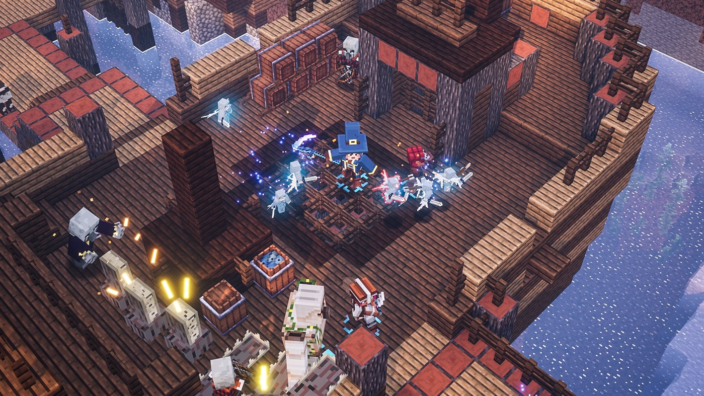Microsoft Xbox ONE - Minecraft: Story Mode