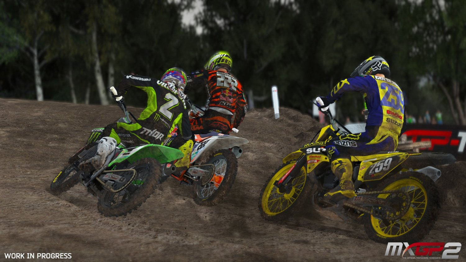 MXGP2 The Official Motocross Videogame pro Xone