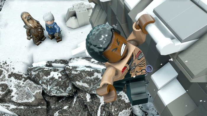 detail LEGO STAR WARS: THE FORCE AWAKENS - Xbox One