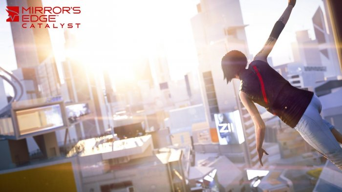 detail Mirrors Edge Catalyst - Xbox One