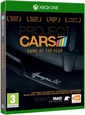 Project Cars Game of the Year Edition - Xbox One