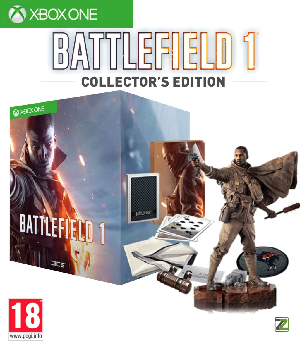 BATTLEFIELD 1 COLLECTOR'S EDITION - Xone