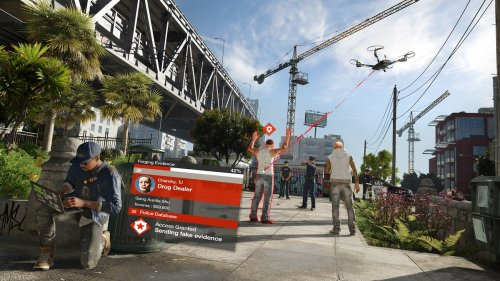Watch Dogs 2 pro Xone
