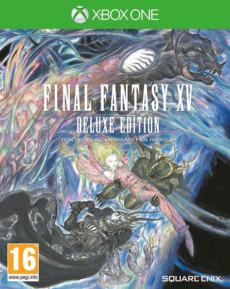 FINAL FANTASY XV (DELUXE EDITION) - Xone