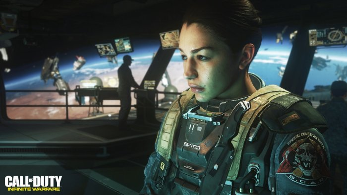 detail CALL OF DUTY: INFINITE WARFARE LEGACY PRO EDITION - Xbox One