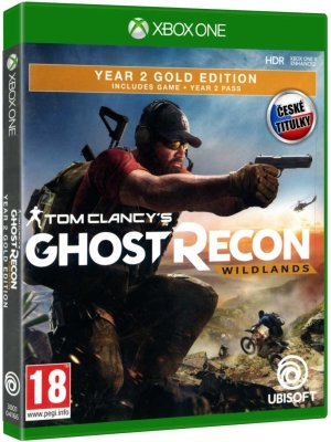 Tom Clancy's Ghost Recon: Wildlands Gold Y2 CZ - Xone