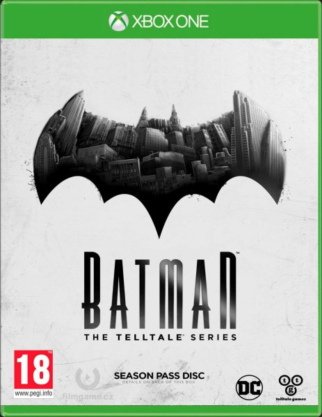 detail BATMAN - THE TELLTALE SERIES - Xbox One