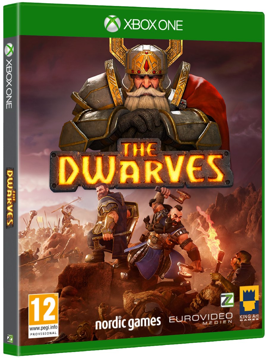 THE DWARVES - Xone