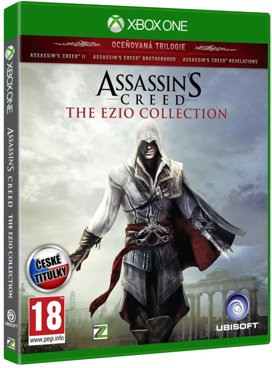 ASSASSIN'S CREED THE EZIO COLLECTION - Xone