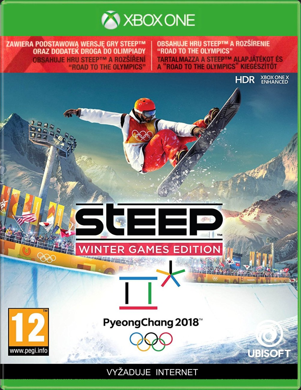 STEEP Winter Games Edition - Xone
