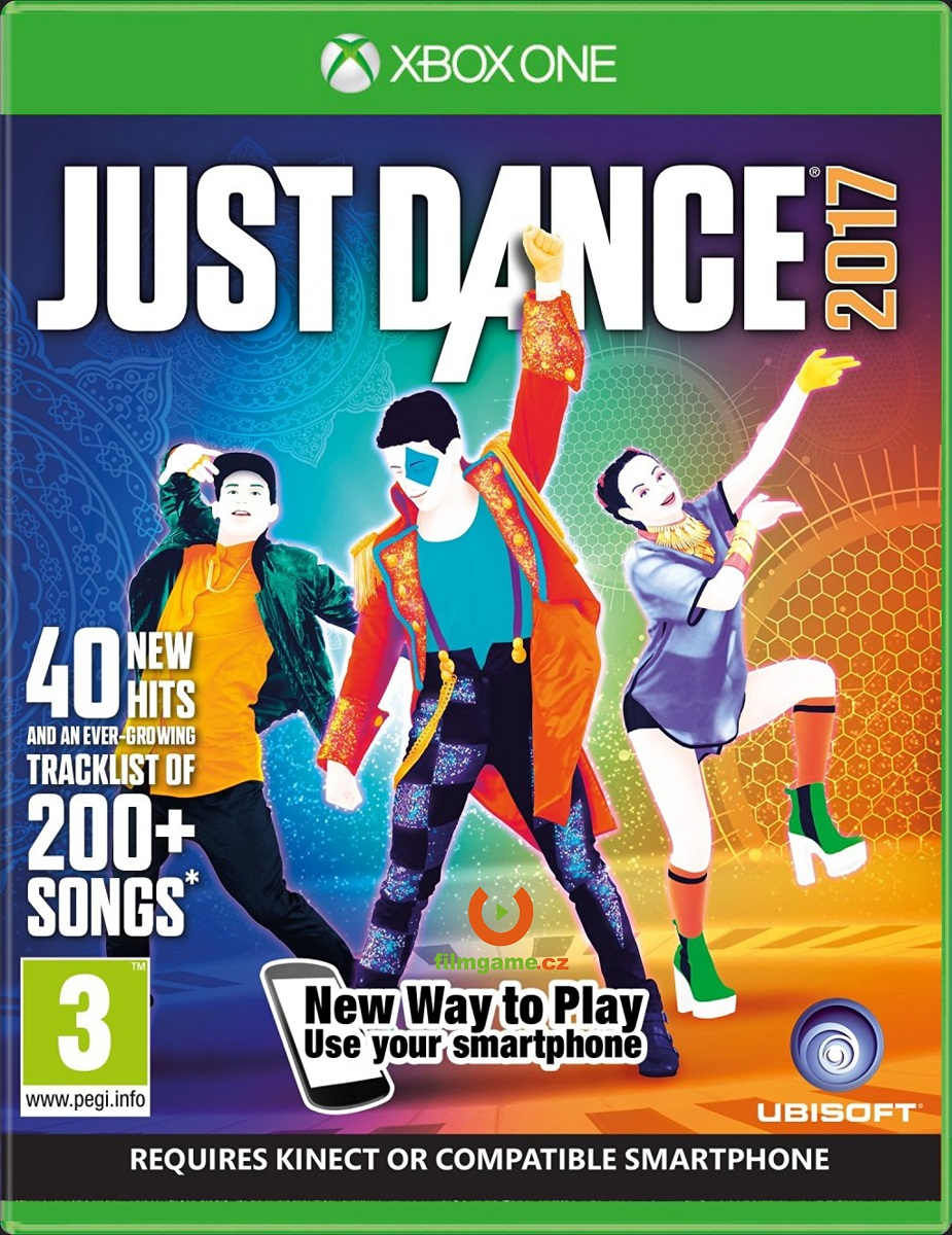 JUST DANCE 2017 UNLIMITED - Xone