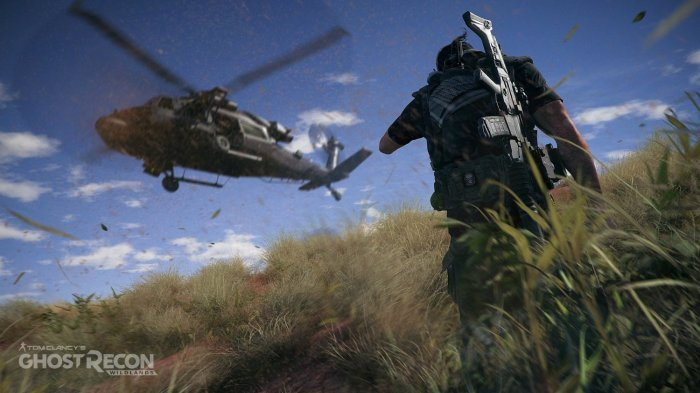 detail TOM CLANCY'S GHOST RECON: WILDLANDS - Xone