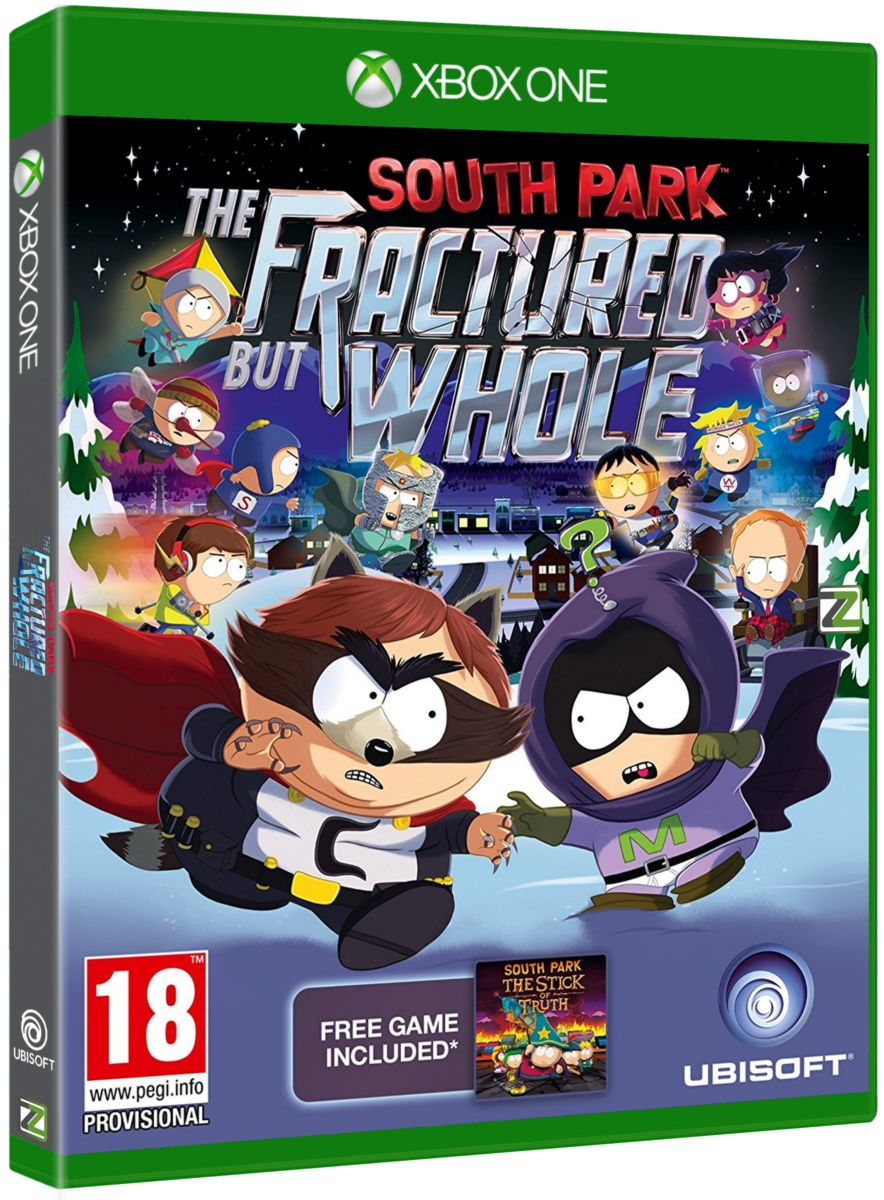 SOUTH PARK: THE FRACTURED BUT WHOLE - Xone