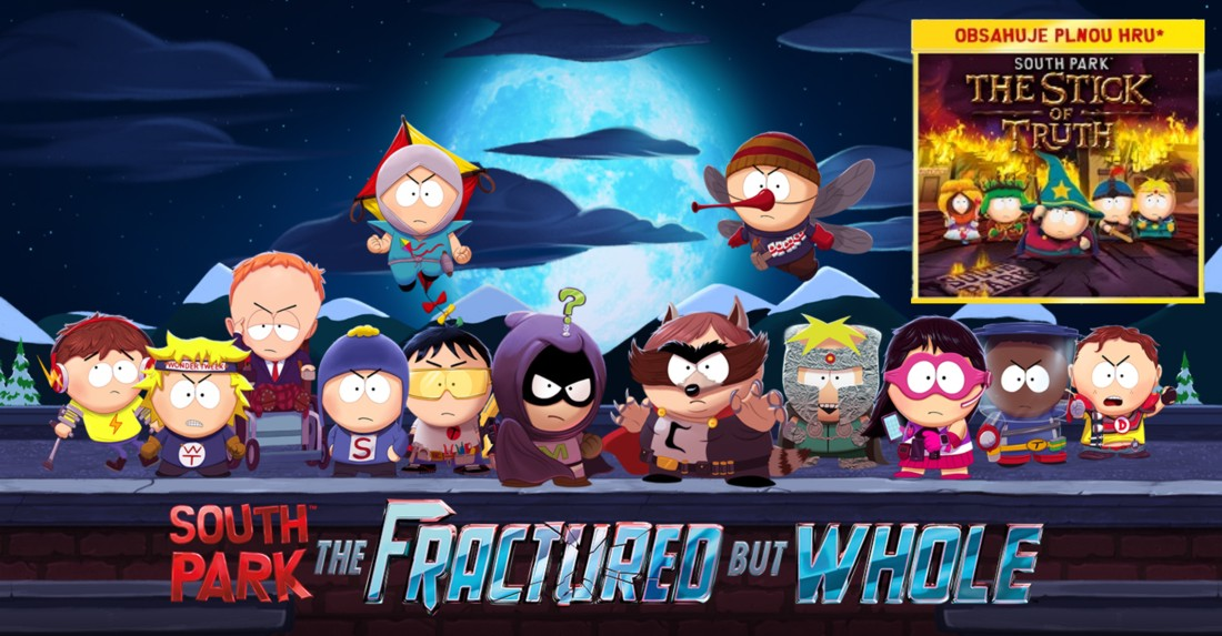 Microsoft Xbox ONE - SOUTH PARK: The Fractured But Whole