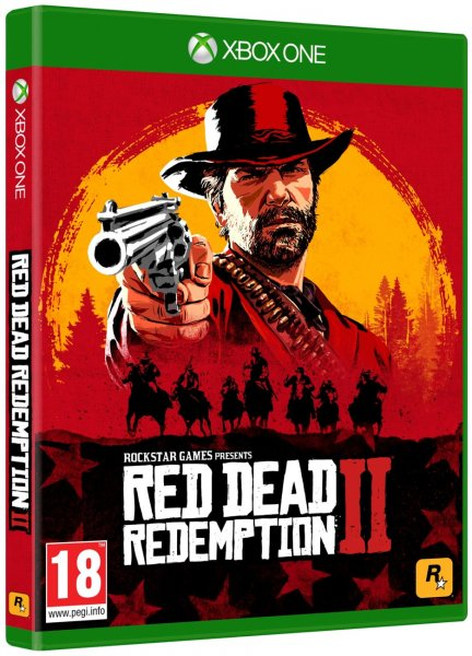 detail Red Dead Redemption 2 - Xbox One