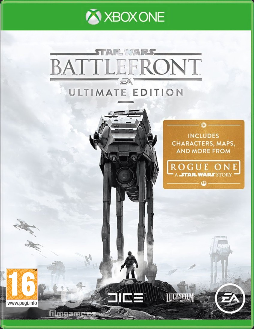 STAR WARS BATTLEFRONT (ULTIMATE EDITION) - Xone