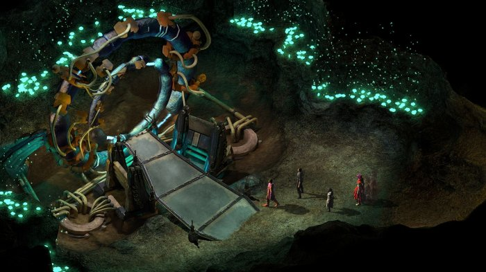 detail TORMENT: TIDES OF NUMENERA - Day One Edition - Xbox One