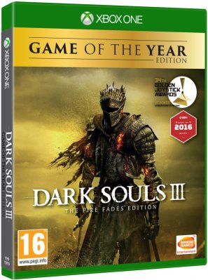 Dark Souls 3: The Fire Fades Edition (GOTY) - Xbox One