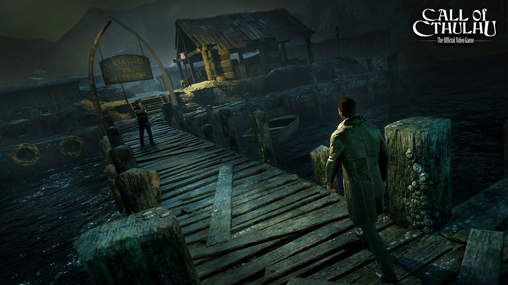 Microsoft Xbox ONE - Call of Cthulhu